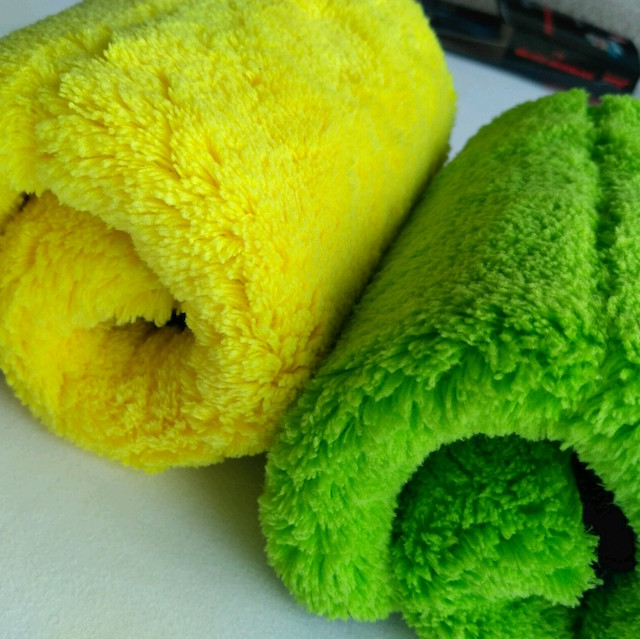 Coral Velvet printed Personality Promotional microfiber car Care Products / cleaning cloth