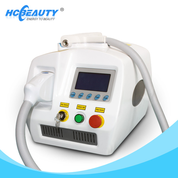 Latest technology remove birth mark q-switch nd yag laser tattoo removal victory