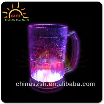 The World Cup 800mL Blinking LED Tall Beer Mug