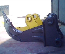 hydraulic single tine ripper tooth/shank for excavator equipment pc/Kobelco/Volvo/Doosan