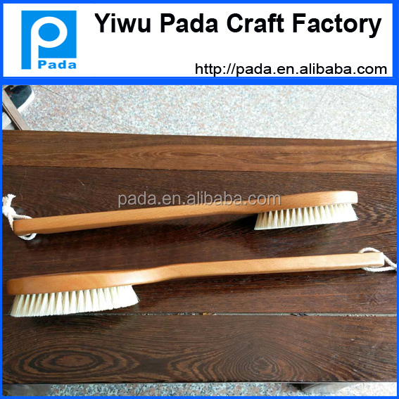 Natural 100% natural Bristle Bath Brush