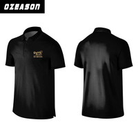 2017 New Polo Shirts Sublimated Dri