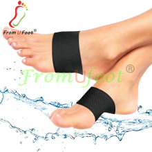 Adjustable Copper Arch Support Compression Sleeves Brace