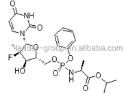 High quality bottom price Sofosbuvir CAS#1190307-88-0 stock immediately delivery!!!