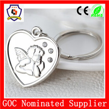 keyrings wholesale for kids /promotional metal keychain-2016 cheap Eye-catching Personalized Key Chain(HH-key chain-727)