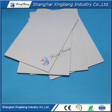 competitive price A grade pvc sheet for photo album 1.5mm plastic sheet