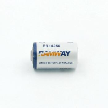Ramway Lithium Primary Battery ER14250 for RIFD electronic tags