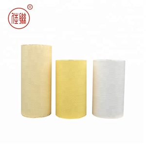 Famous Brand Manicure Use Strong Glue Adhesive Masking Tape Jumbo Roll Crepe Paper Tape