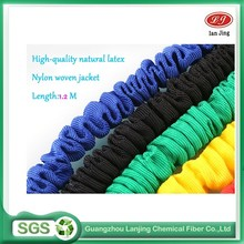 Wholesale exercise elastic colored rope
