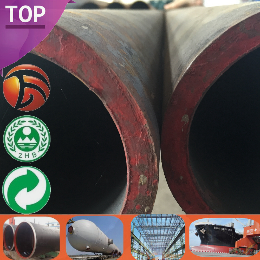 A106 Quality Assured ms pipe thickness Large Stock astm a106 grade b properties