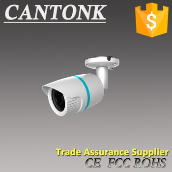 Cantonk Top 10 CCTV Camera Factory 3.6mm Infrared 2MP HD Bullet IP Security Cctv