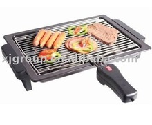Electric Grill with BBQ function (XJ-09302)