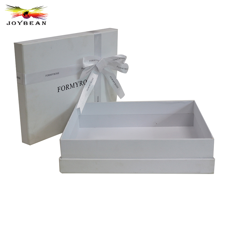 Cardboard materials luxury paper boxes underwear packaging gift boxes