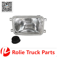 oem no 1081608 3175031 Volvo F12 FL7-10 heavy duty truck body parts volvo truck Right Head Lamp with high quality