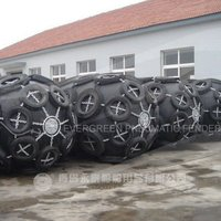 Floating Yokohama Rubber Fenders Pneumatic Marine