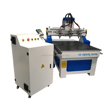 3 spindle 9014 cnc router machine for advertise engraving