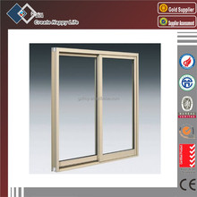 Interior Glass Window/Aluminum Interior Window/Office Sliding Glass Window