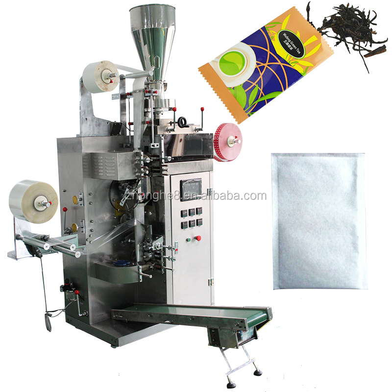 Inner And Outer Tea Bag Paper Packing Machine