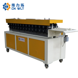 high quality hvac auto sheet metal tdf flange making machine for sale