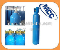 Steamless Steel Gas Cylinder for oxygen,argon,nitrogen