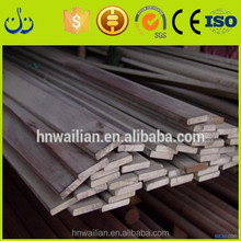 Cold drawn flat bar/AISI 6150 spring flat steel