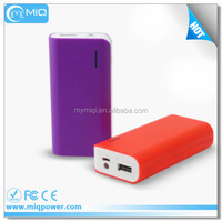 MIQ Super power bank 5200mAh charging notebook laptop and smartphone
