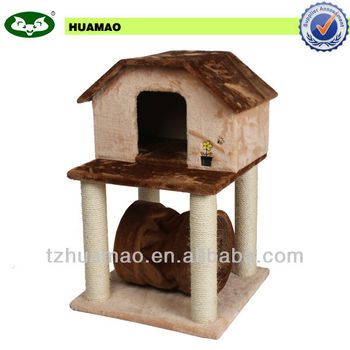 fine pet product! luxury cat house