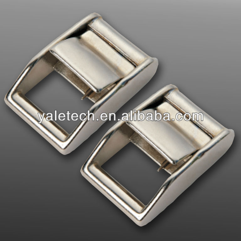 buckle for 25mm cam buckle strap, buckle with 25mm stainless