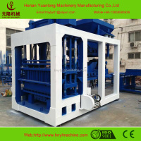 Automatic cement brick making machine price ,block machine