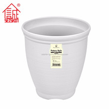 Garden Product Home PP Plastic Type Bulk Flower Pots