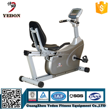 Yedon Recline Indoor Magnetic Bike Body Fit Commercial Recumbent Bike YD-6402