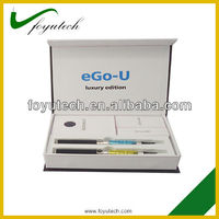 e-cig e-cigarette ego-u/ego u luxury edition factory price