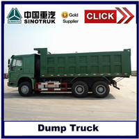 China howo dump truck for sale in dubai