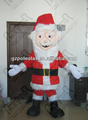 NO.4337 new santa claus mascot costumes solide face costumes