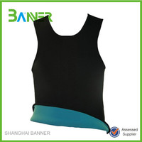 Compression Shape Wear Sauna Vest Training Vest Neoprene Slimming