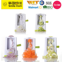 New Design Spiralizer multi-function food processor vegetable fruit spiral slicer