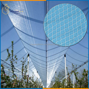 monofilament+monofilament warp knitted Anti-Hail Net