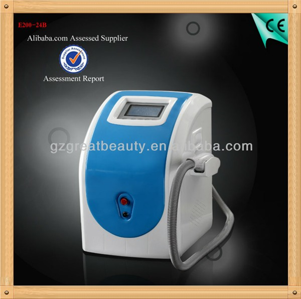 Portable hot selling professional Skin Care Painless Elight IPL Hair Removal SHR IPL Machines