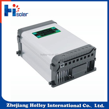 Top selling products 2016 12V or 24V auto. detection solar charge controller price