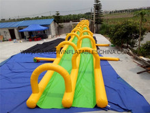 Giant Inflatable Water Slide Super Inflatable Slip N Slide For Adults