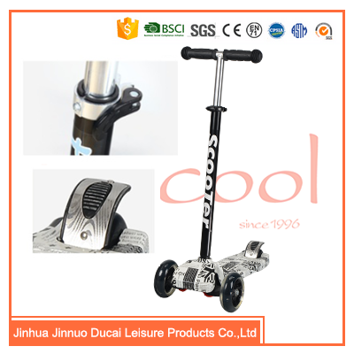Good quality best pro kick scooter for 8 year olds TC02