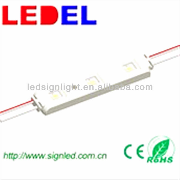 120lm 1.2watt SMD5630 channel letter led lighting kit led pixel