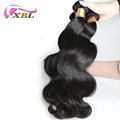 Top quality hair weave brazilian virgin human hair