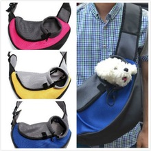 Pet Carrier Carrying Cat Dog Puppy Small Animal Sling Front Carrier Mesh Comfort Travel Tote Shoulder Bag Pet Backpack SL