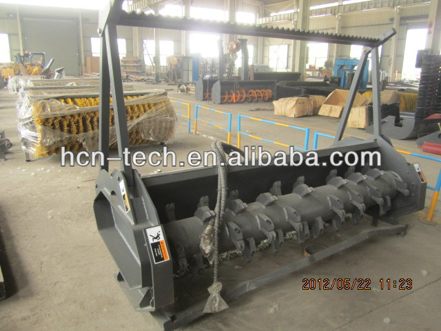 0513 HCN brand new Forestry mulcher attachment made in china