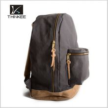 Young men fashion backpack bags ibm laptop backpack bag