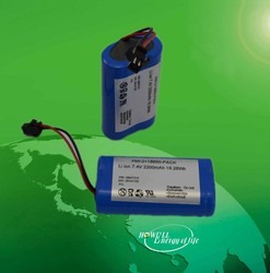 Shenzhen manufacturer 3.7V ICR 18650 Li-Ion Rechargeable Battery / 11.1v li-ion battery pack / 24v 10ah li ion battery pack