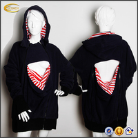 Winter Double Real Stripe Liners Breastfeeding
