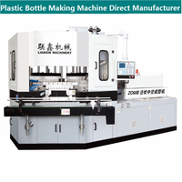 Automatic PP PE PS EVA Pharmaceutical / dairy/ households plastic bottle injection molding machine
