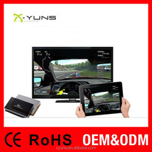 <X-YUNS>PTV-X5 Portable DVD Player with Digital TV Turner the DLNA Wifi Display